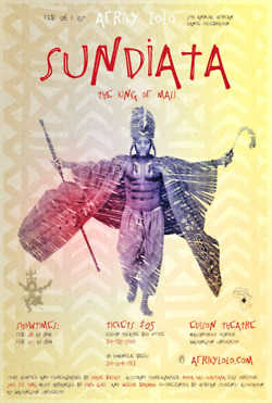 sundiata book