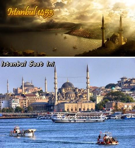 Napak Tilas Sultan Mehmet Fatih