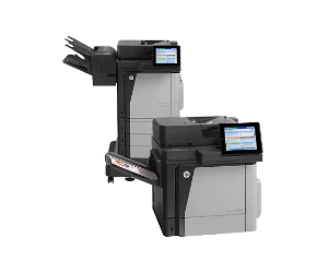 HP Color LaserJet Enterprise MFP M680 Series
