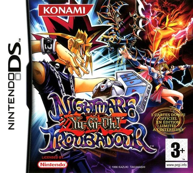 ROMs - Yu-Gi-Oh! - Nightmare Troubadour  - NDS Download