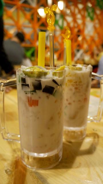 Es Spesial Saung ala Saung Kedah