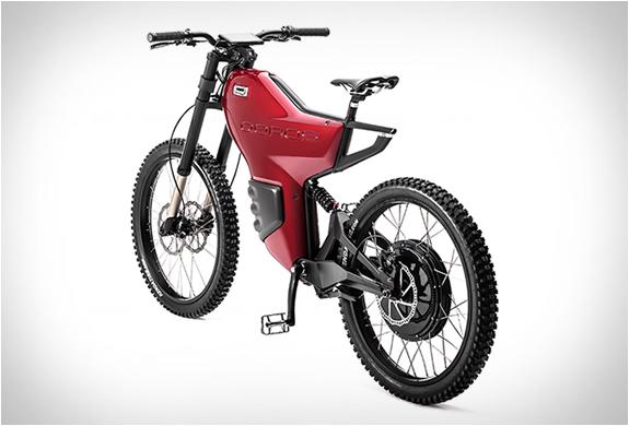 Nueva Bicicleta eléctrica
