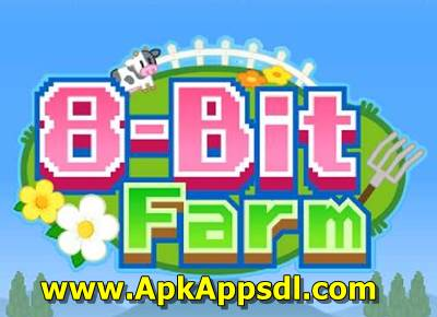 Download 8-Bit Farm Apk MOD v1.0.8 Android Infinite Money Terbaru 2017