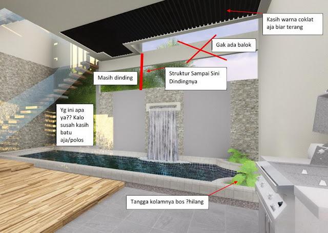 Kontraktor bangun rumah murah konsultasi desain rumah minimalis