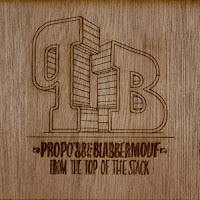 Blabbermouf - 2012 - From The Top Of The Stack (With Propo'88)