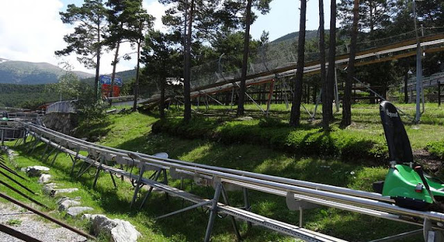 Tobotronc Naturlandia Andorra