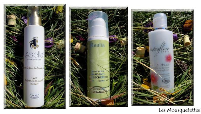 Produits terminés : Asella, Réalia, Centella - Les Mousquetettes©
