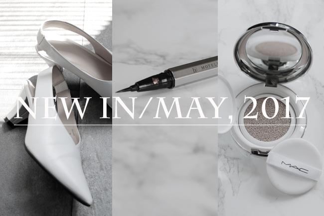 日本人ファッションブロガー,MizuhoK,購入品,5月2017,GU-V カットバックストラップサンダル,FLOWFUSHI-モテライナー,M.A.C- ライトフル C SPF 50/PA++++ クイックフィニッシュコンパクトリフィル ファンデーション、動物実験不実施