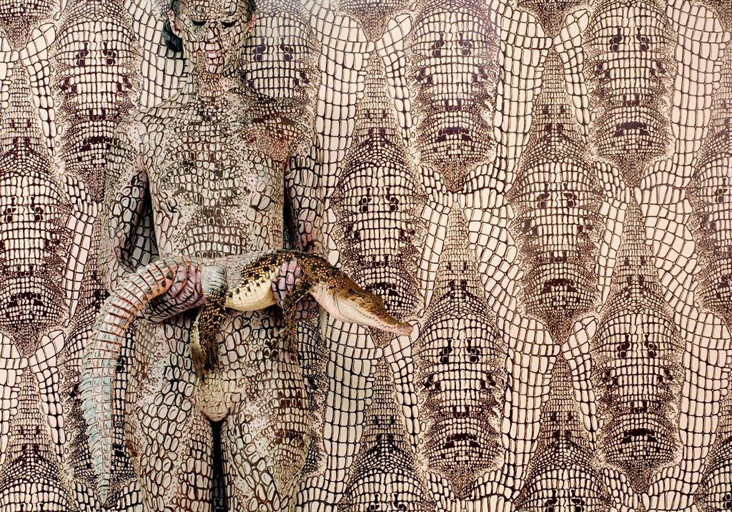 Naked Woman Illusion 69