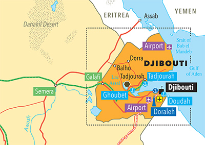 China in Africa The Real Story China Djibouti and the New York