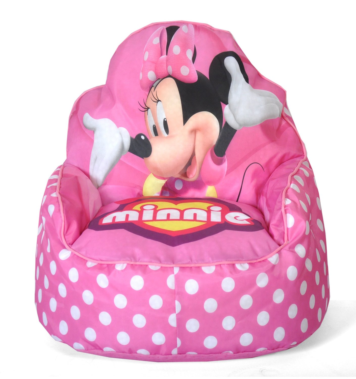 Minnie Mouse Folding Chair Mountain Buggy Total Fab Chairs Fold Out Couches And Flip Sofas