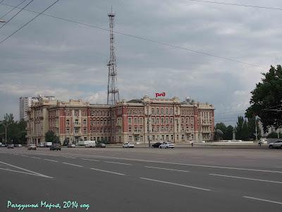 Ростов-на-Дону вокзал ж/д