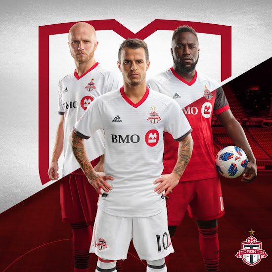 newest a3603 c96a4 Toronto FC 2018 Away Kit Released - Footy Headlines