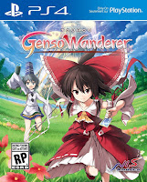 Touhou Genso Wanderer Game Cover