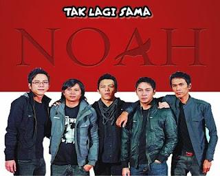 Lirik Dan Chord Gitar Lagu Noah - Tak Lagi Sama, Lirik Dan Chord Gitar Lagu, Noah - Tak Lagi Sama