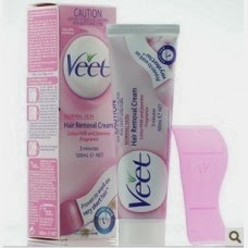 Veet Hair Removal Cream Product Review
