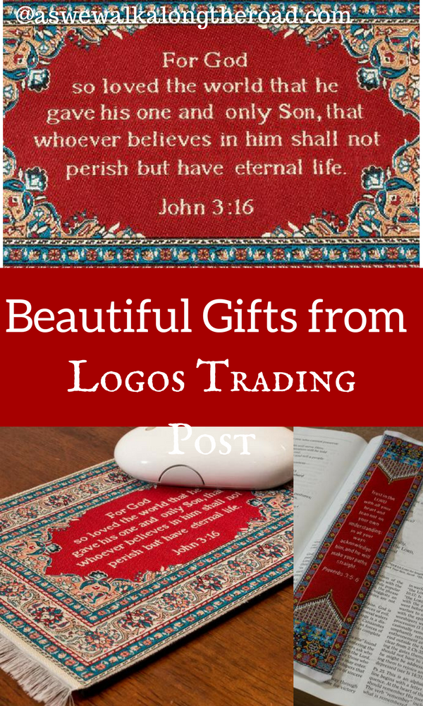 Beautiful gifts from Logos Trading Post