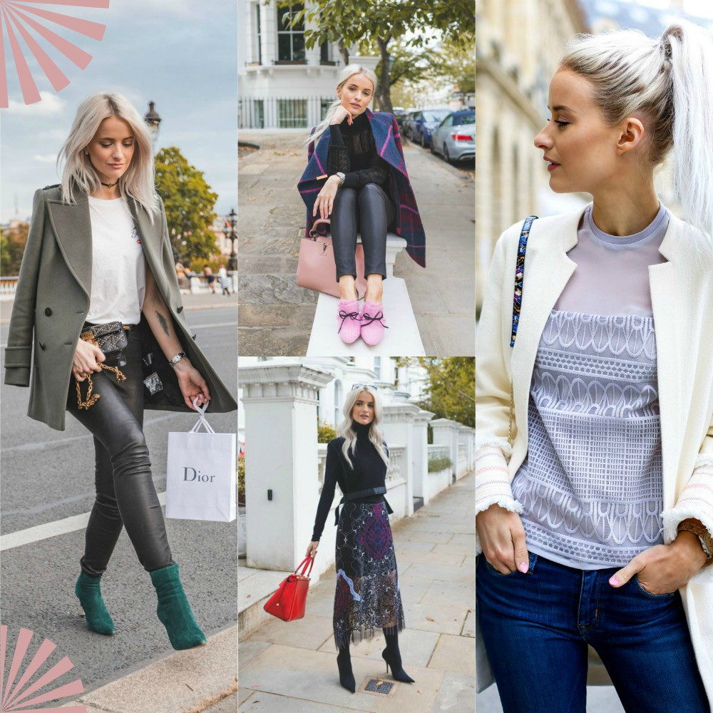 Style Spotlight: Inthefrow, classic pieces