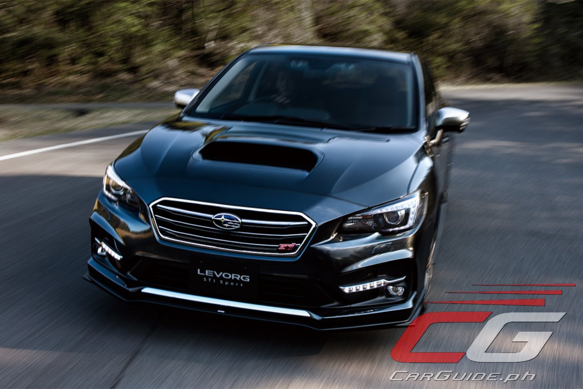 Subaru Philippines Confirms Eyesight All New Forester And Levorg