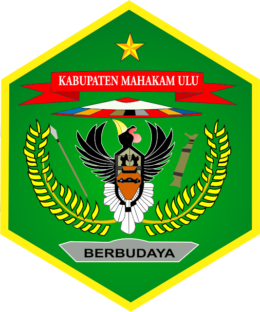 Download Logo Kabupaten Mahakam Ulu Vector CorelDraw CDR