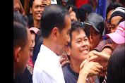 Jokowi Temui Nasabah PNM Mekaar di Kalianyar