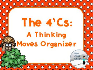 https://www.teacherspayteachers.com/Product/Visible-Thinking-With-The-4-Cs-A-Critical-Thinking-Moves-Graphic-Organizer-2279439