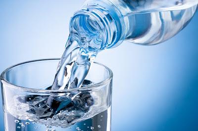 Hidup Sehat Tubuh Kuat Dengan Minum Air Putih