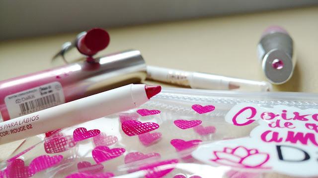 lápis para lábios dailus color