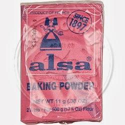how to make single acting baking powder