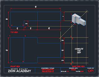 Heber Valley Zion Academy - AutoCAD & Coding