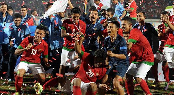Woww!! Ternyata Sepakbola Indonesia Sudah Layak Masuk Empat Besar Peringkat Dunia FIFA