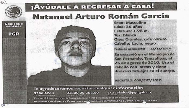 Historia de los desaparecidos en Tamaulipas: El padre que busco a sus hijos por todo el estado
