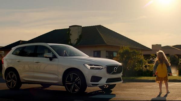 Volvo XC60 Reklam Videosu