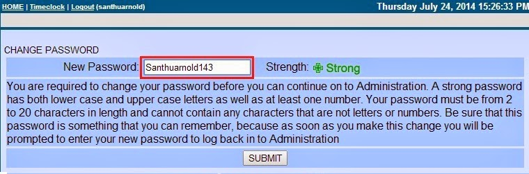 Agent to change password in vicidial | Unique Support