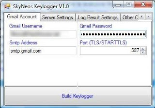 sky-neon-keylogger-account-settings