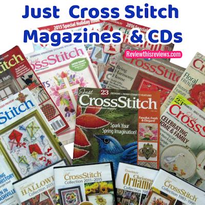 Just CrossStitch Reviewed