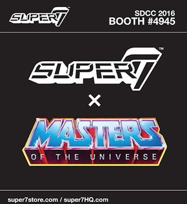 San Diego Comic-Con 2016 Exclusive Masters of the Universe Vinyl Figure by Super7