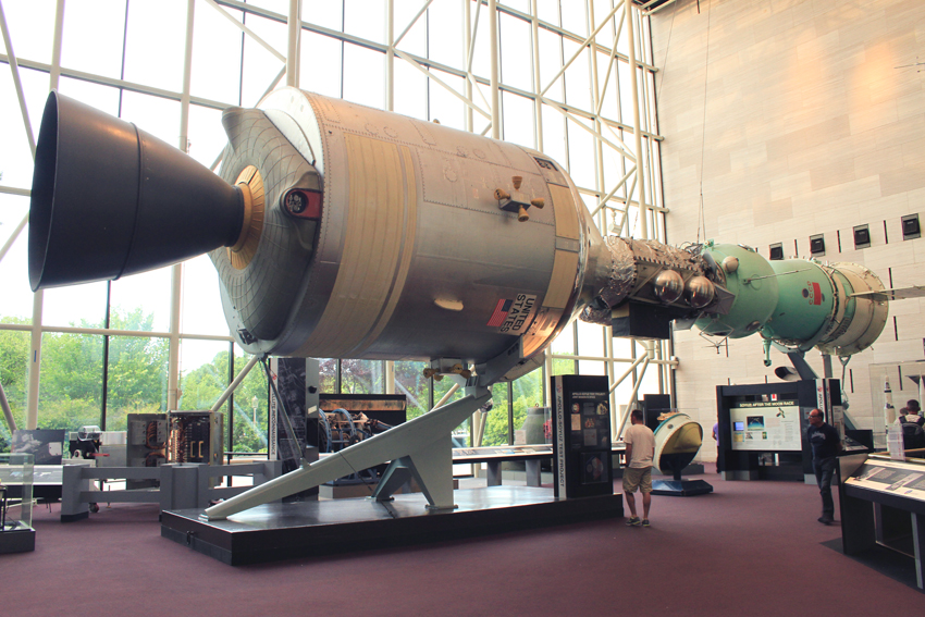 National Air And Space Museum w Waszyngtonie