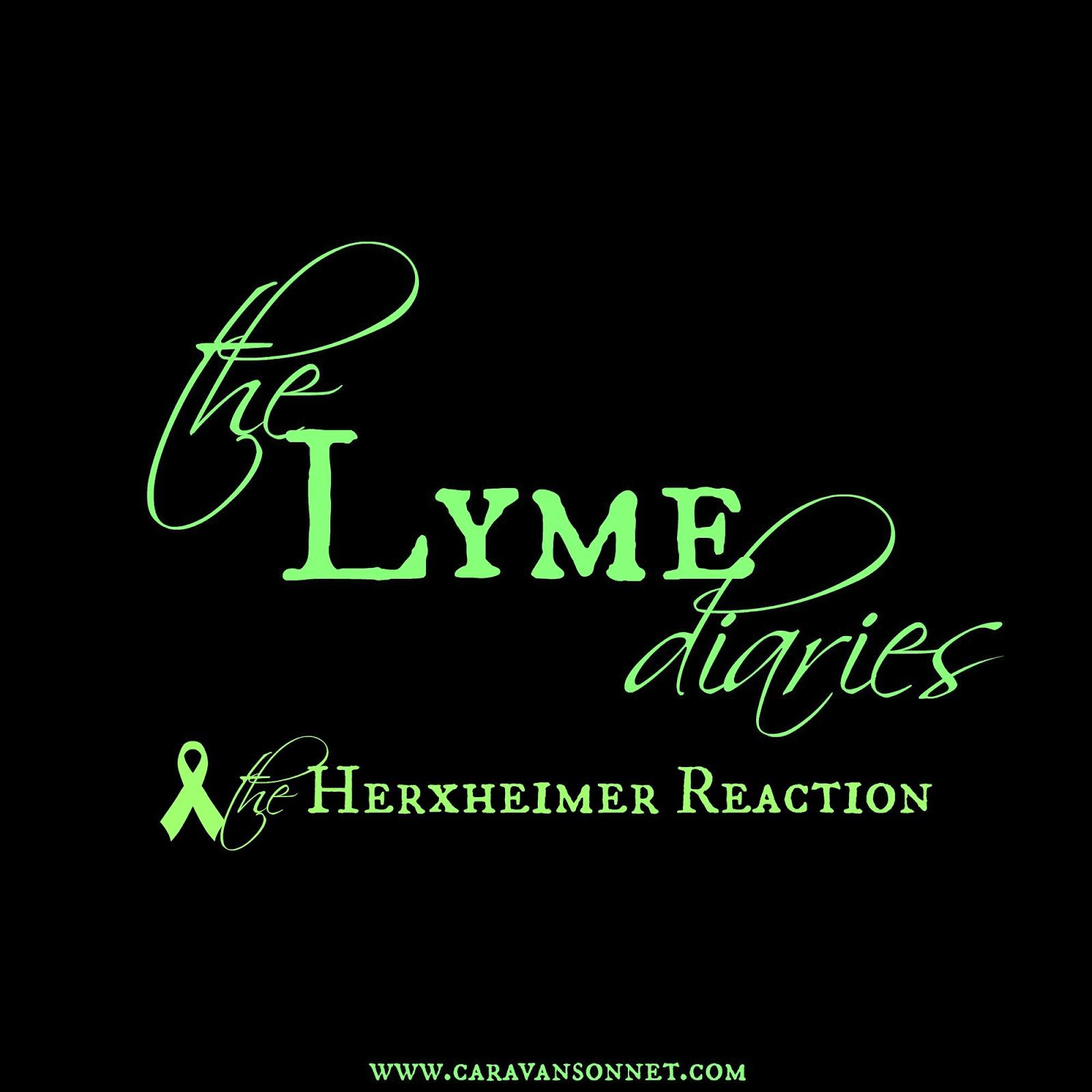 the Lyme Diaries: Herxheimer Reaction (