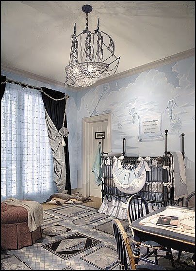 Nautical Themed Bedroom Decor: Maries Manor: Nautical Bedroom