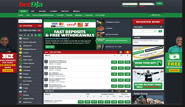 33 Years Old Port – Harcourt Resident Wins N1.78m in Bet9ja with N100