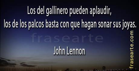 John Lennon en frases