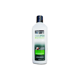 Condicionador linha Baixo Poo + Nutrição Tresemmé (resenha testando como condicionador e cowash) - Liberado para No Poo e Low Poo