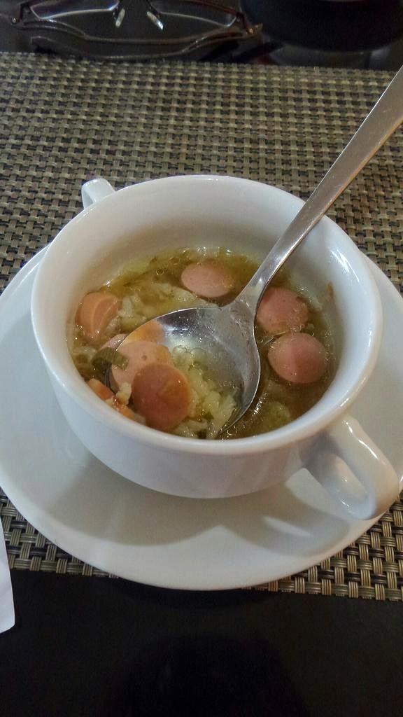 Resep Sup Sosis Wortel Kentang Enak Sederhana