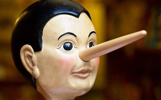 El cerebro de un mentiroso funciona de manera diferente