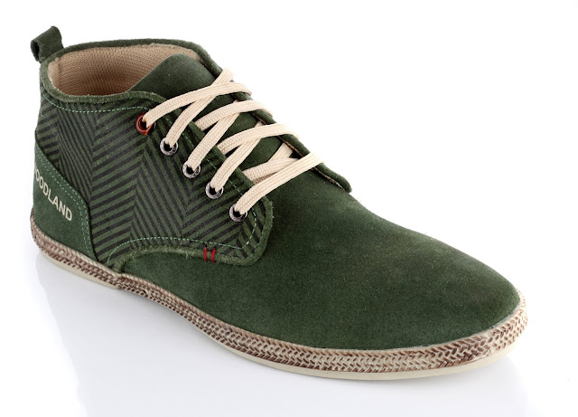 Men Casual Shoes from Woodland
