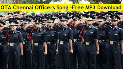 [GOOSEBUMPS] OTA Chennai Officers Song  - Free MP3 Download