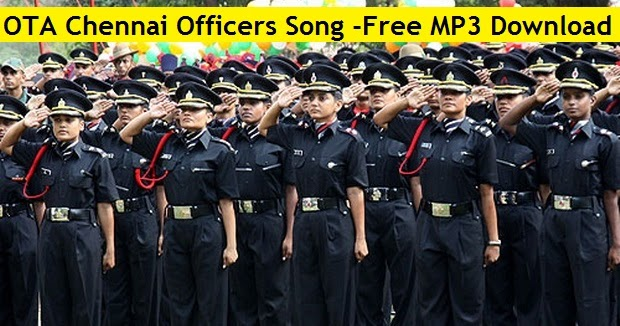 Goosebumps Ota Chennai Officers Song - Free Mp3 Download -3299