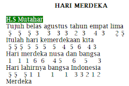 Hari Merdeka (17 Agustus) - HS. Mutahar