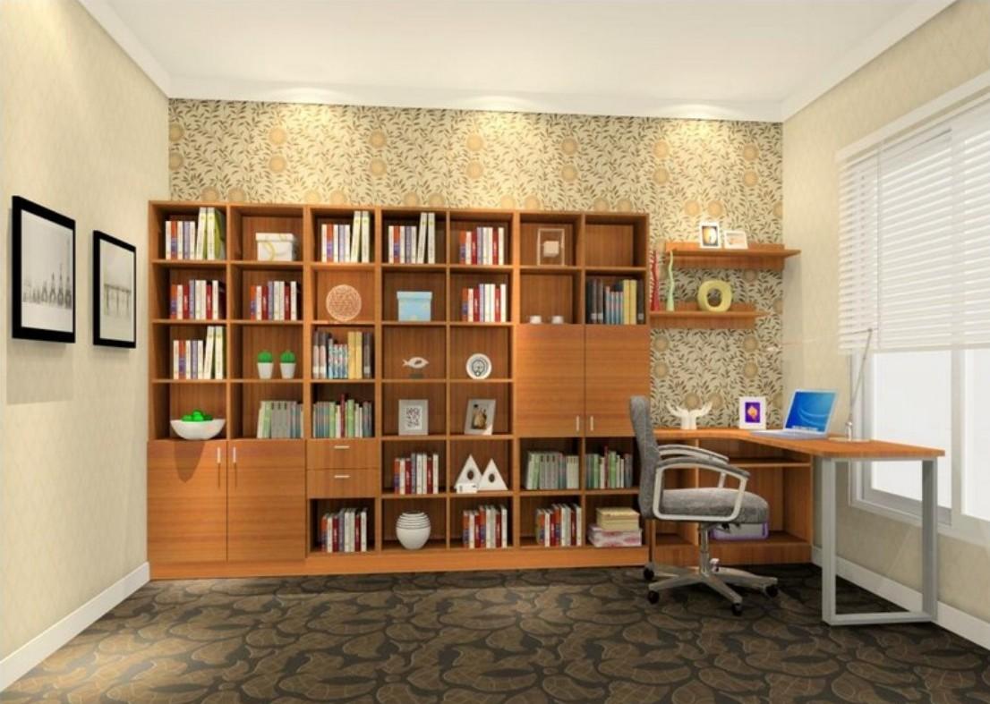 Design Home Pictures: Home Study Interior Design